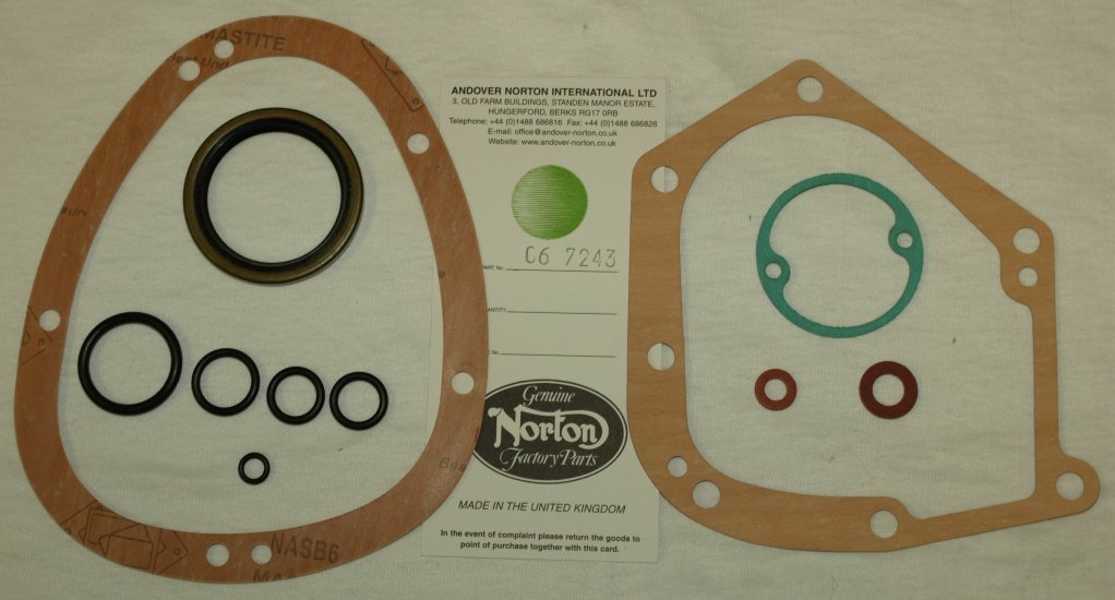 Gasket and Seal Set