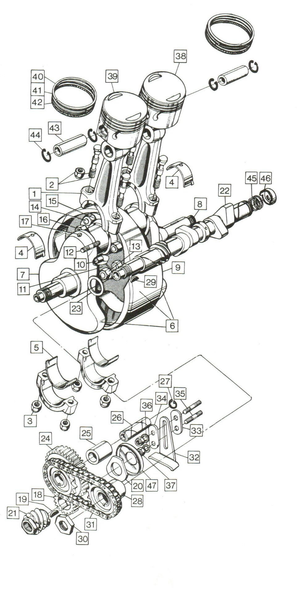 1971_g1 on Harley Davidson Engine Diagram