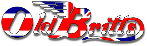 Old britts Logo