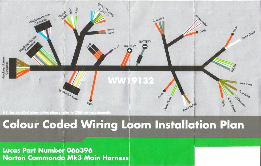 Contemporary Norton Mk Console Wiring Diagram Ideas - Electrical ...