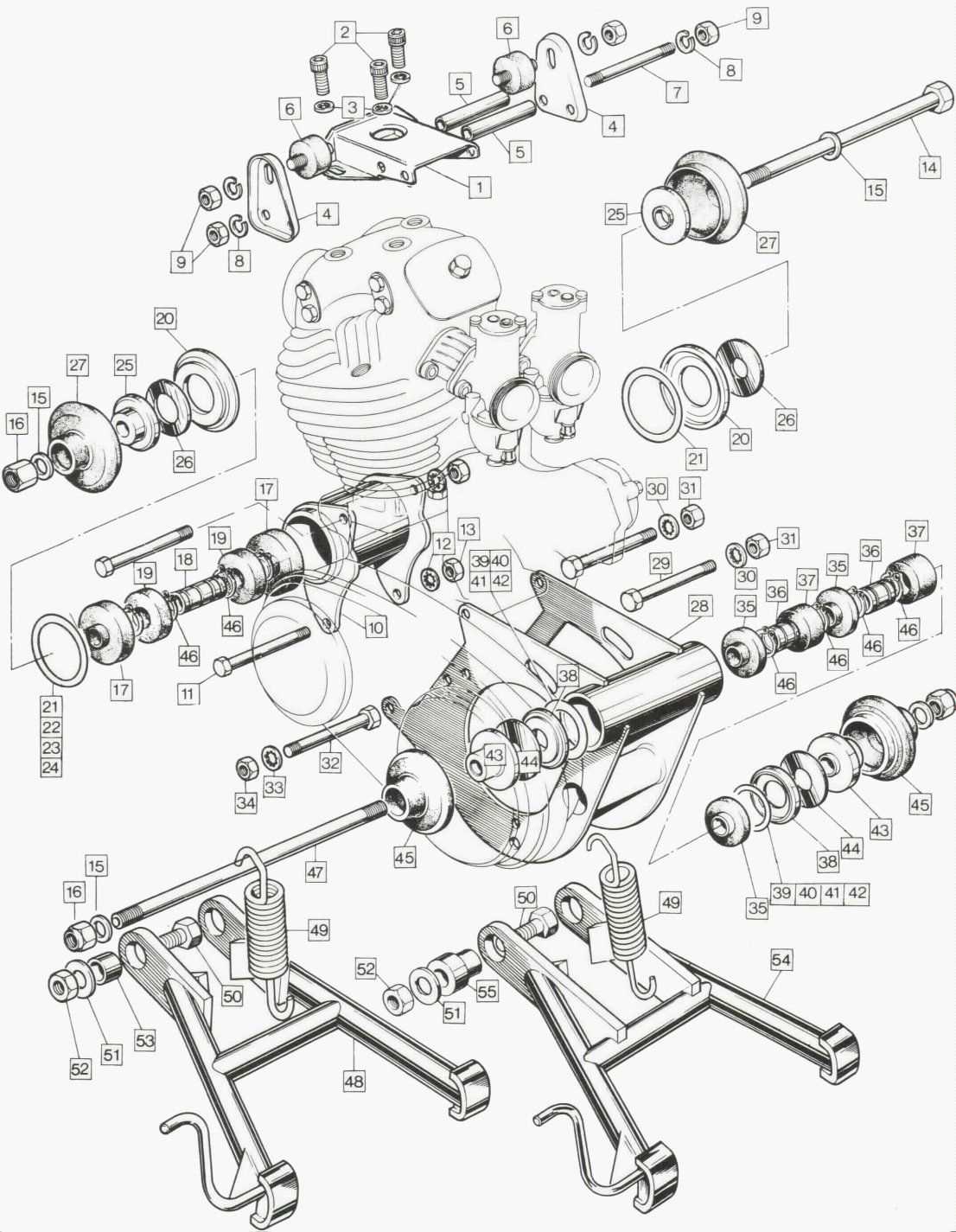1973 g13 further 343680 Toyota Exploded View as well Ac Generator Wiring Diagram in addition Karcher 2400 11943010 Pressure Washer Parts C 33388 33389 33656 further 14  petition. on exploded view of engine parts